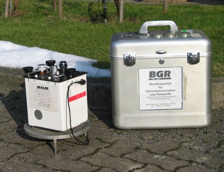 innovative design 30238 daf02 BGR - Homepage - LaCoste & Romberg Landgravimeter (G480)