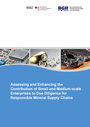 Assessing and Enhancing the Contribution of Small and Medium-scale Enterprises to Due Diligence for Responsible Mineral Supply Chains