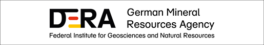 German Mineral Resources Agency (DERA) Logo