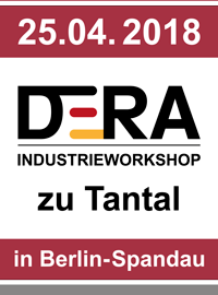 DERA Industrieworkshop zu Tantal