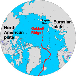 BGR - Projects - Deformation of Continental Lithosphere on the Laptev Sea  Shelf